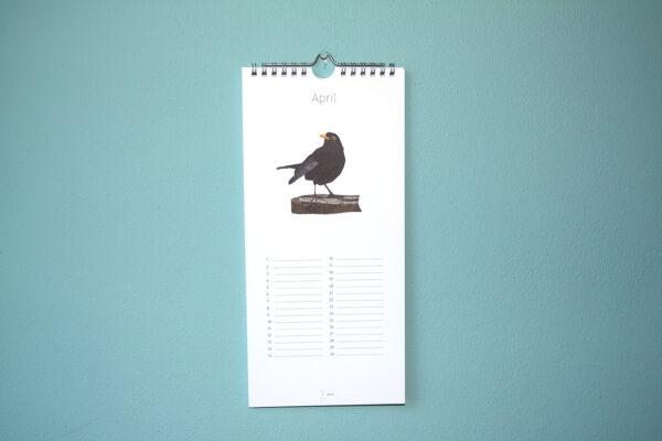 Kalender Birdday 04