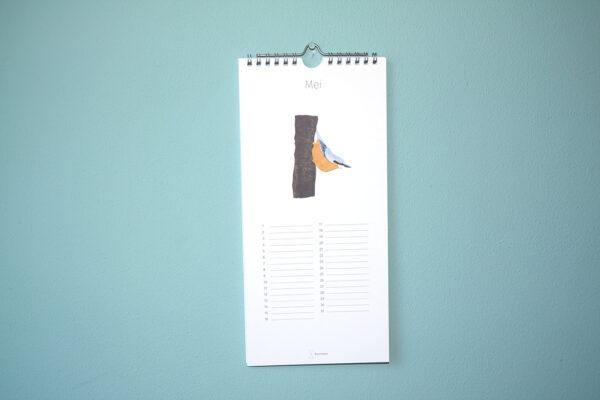 Kalender Birdday 05