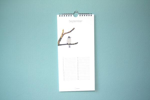 Kalender Birdday 09