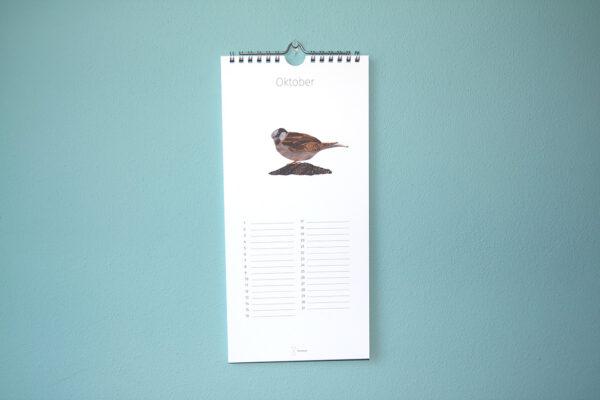 Kalender Birdday 10