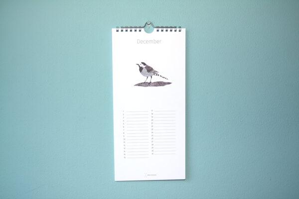 Kalender Birdday 12